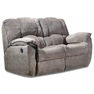 Shop Weston Reclining Loveseat by Southern Motion