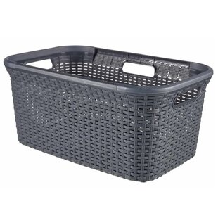 Laundry Basket Set By Rebrilliant