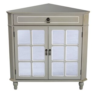 1 Drawer 2 Door Acccent Cabinet by Heather Ann Creations