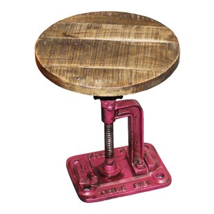 Best Mishler End Table by Williston Forge