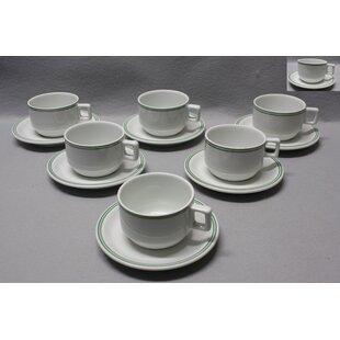 Fleischer 12 Piece Teacup Set