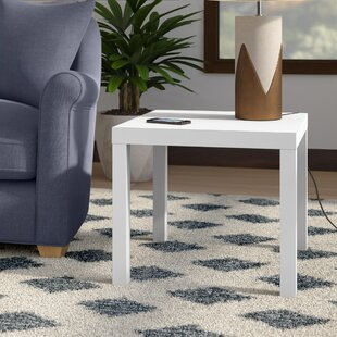 Zipcode Design Carissa End Table