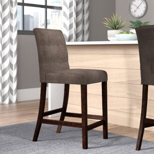 Gower 25.5 Bar Stool Ebern Designs