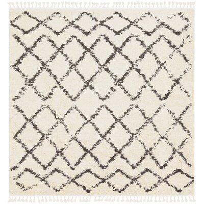 Square Ivory Amp Cream Rugs You Ll Love In 2020 Wayfair