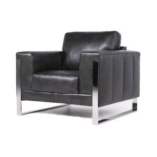 Orren Ellis Olivarez Club Chair