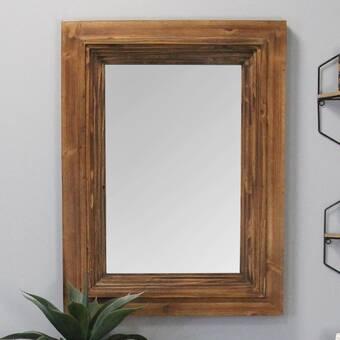 Millwood Pines Sanora Accent Mirror Wayfair Ca