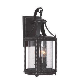 Best Reviews Halcott 3-Light Outdoor Wall Lantern By Laurel Foundry Modern Farmhouse