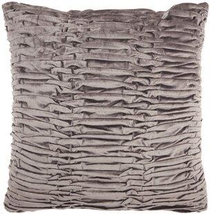 Gray Silver Teal Throw Pillows Youll Love Wayfair