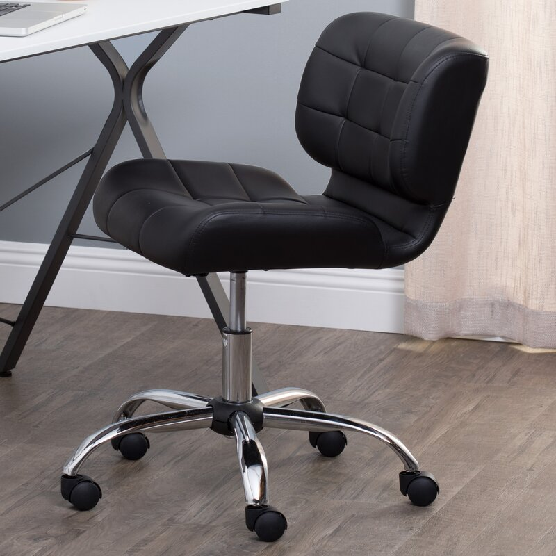 Crest Low Back Desk Chair