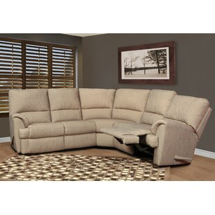 Mylaine Reclining Sectional by Relaxon No Copoun