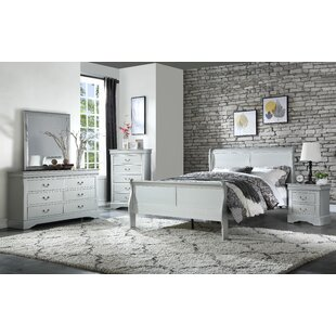 Emily Sleigh Configurable Bedroom Set by Grovelane Teen Best #1