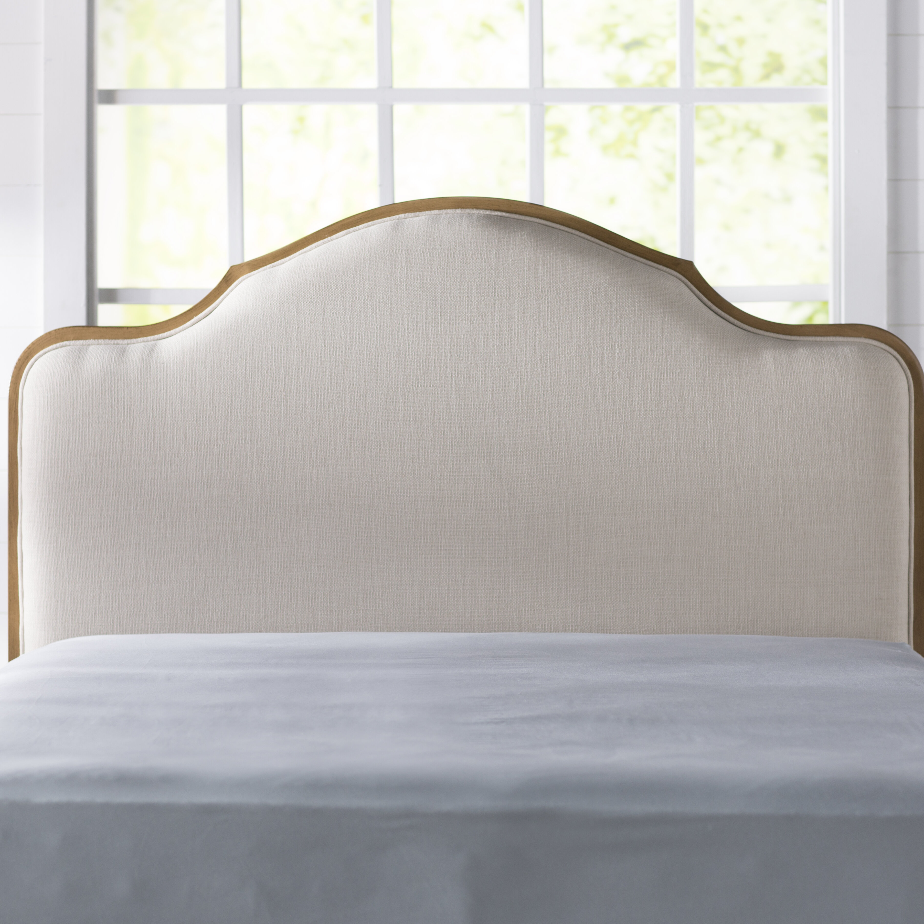 bedroom modern emerson the faux headboards a living beige headboard bring sourceimage eng twist with in details queen full traditional products dorel to exquistely your fabric leather upholstered