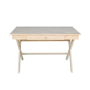 Compare Pearl Street Cross Leg Desk By August Grove