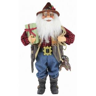 d2cefc56920 Cowboy Santa Figurine