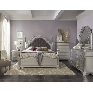 Verne Panel Configurable Bedroom Set by House of Hampton