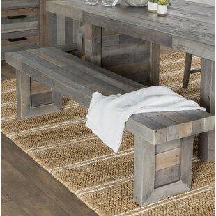 Abbey Wood Bench by Mistana
