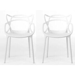 Harber Dining Chair (Set of 2) by Wrought..