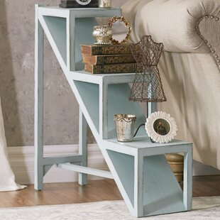 Lark Manor Mauro Stair Step End Table