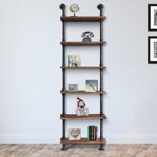 Williston Forge Block Etagere Bookcase