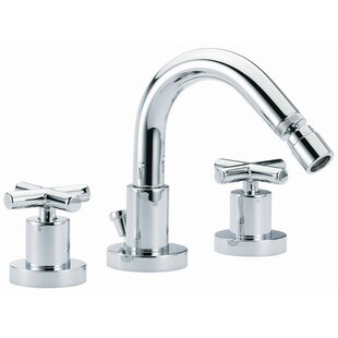 Fima by Nameeks Maxima Double Handle Horizontal Spray Bidet Faucet