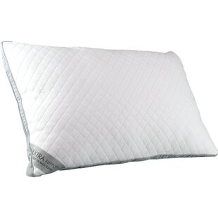 Perfect Sleeper Extra Support Polyfill Pillow by Serta Read Reviews
