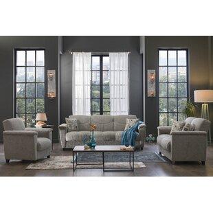 Shop For Allgood Sleeper Configurable Living Room Set by Brayden Studio Reviews (2019) & Buyer's Guide