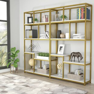Hanrahan Etagere Bookcase
