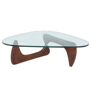 Cali Triangle Coffee Table by Orren Ellis