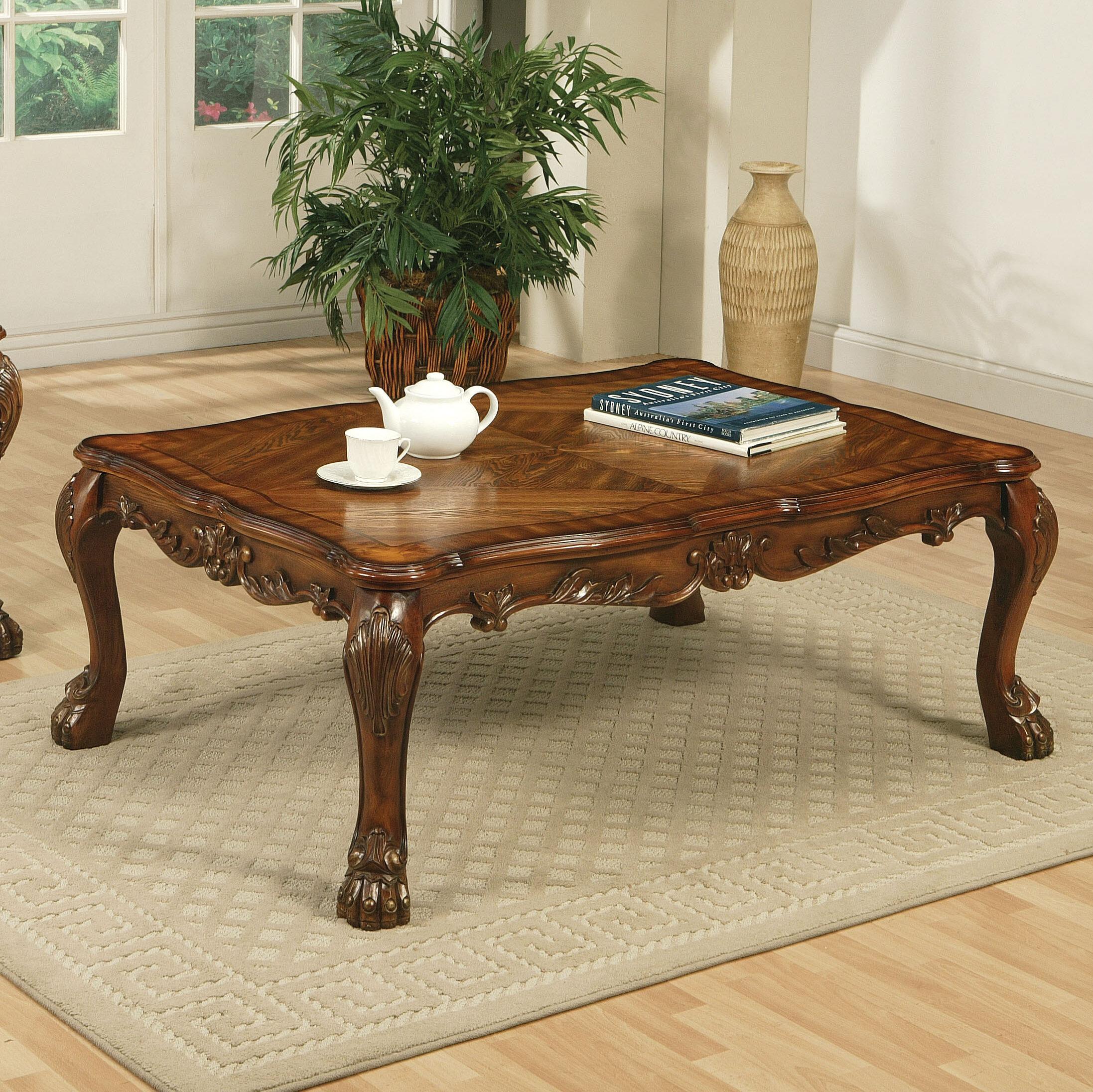 - Astoria Grand Spurlin Coffee Table Wayfair