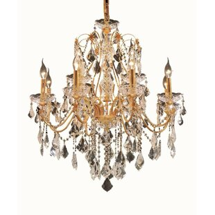 Thao 12-Light Chandelier b..