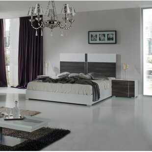 Cora King Platform Configurable Bedroom Set
