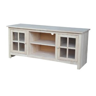 Reviews Franklin TV Stand for TVs up to 70 by International Concepts Reviews (2019) & Buyer's Guide