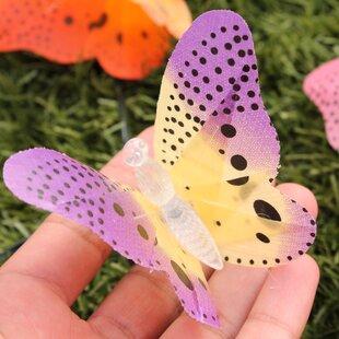 Butterfly 12 Light Garden Novelty String Light By The Seasonal Aisle