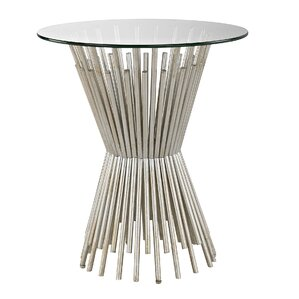 Stoneridge End Table by Rosecliff Heights