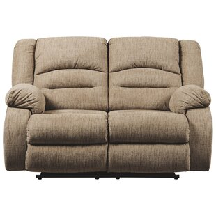 Katniss Reclining Loveseat with ADJ Headrest