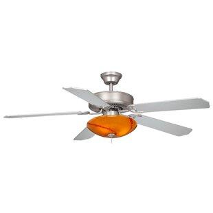 Big Save 3-Light Bowl Ceiling Fan Light Kit By Ebern Designs