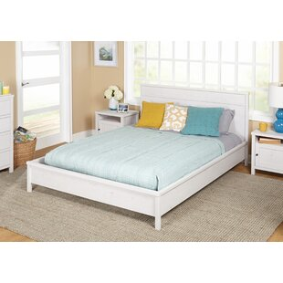 Packard Queen Platform Bed by Rosecliff Heights