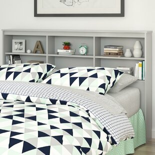 Affordable Grantville Bookcase Headboard by Zipcode Design