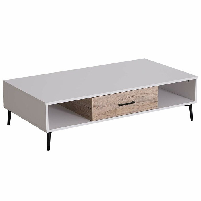 Village Coffee Table With Storage