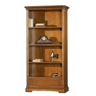 Osbourn Tall Wide Bookcase By Rosalind Wheeler