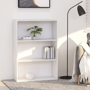 Tripoli Standard Bookcase By Ebern Designs