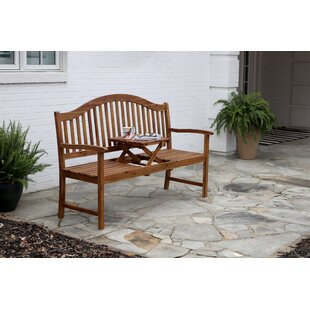 Aranmore Outdoor Wood Garden Bench