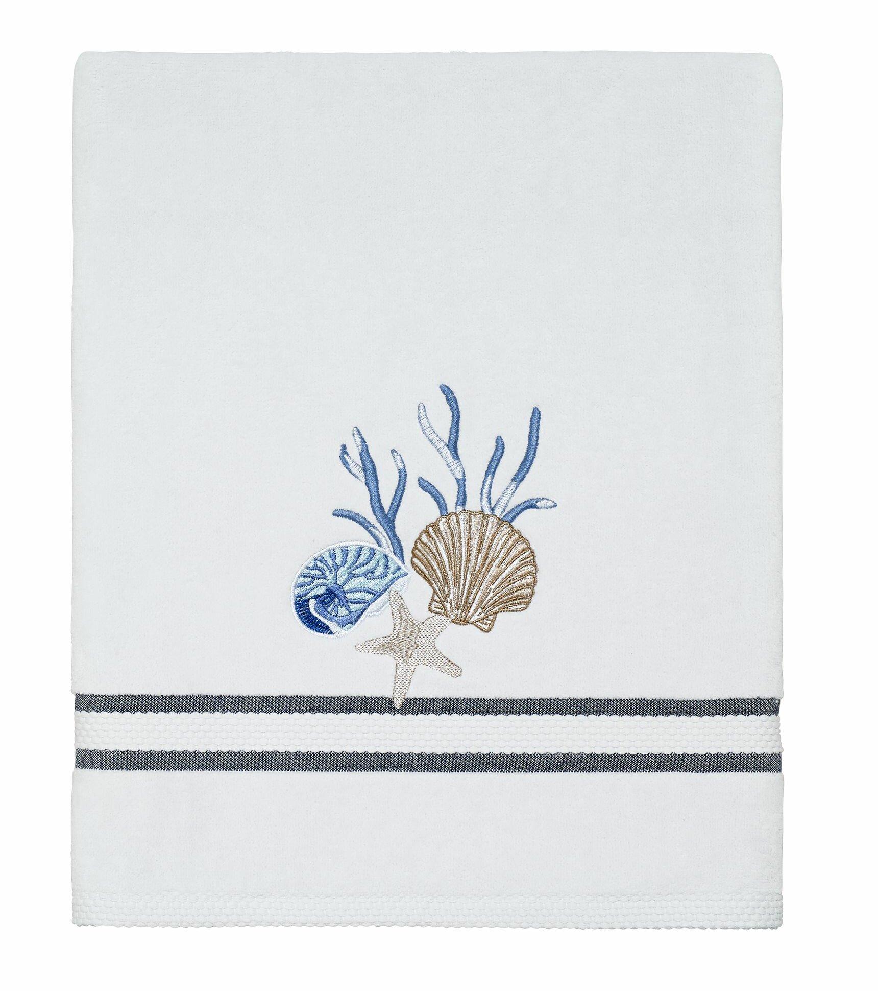 Highland Dunes Sebrina 100 Cotton Bath Towel Wayfair