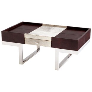 Curtis Coffee Table with Storage by Cyan Design