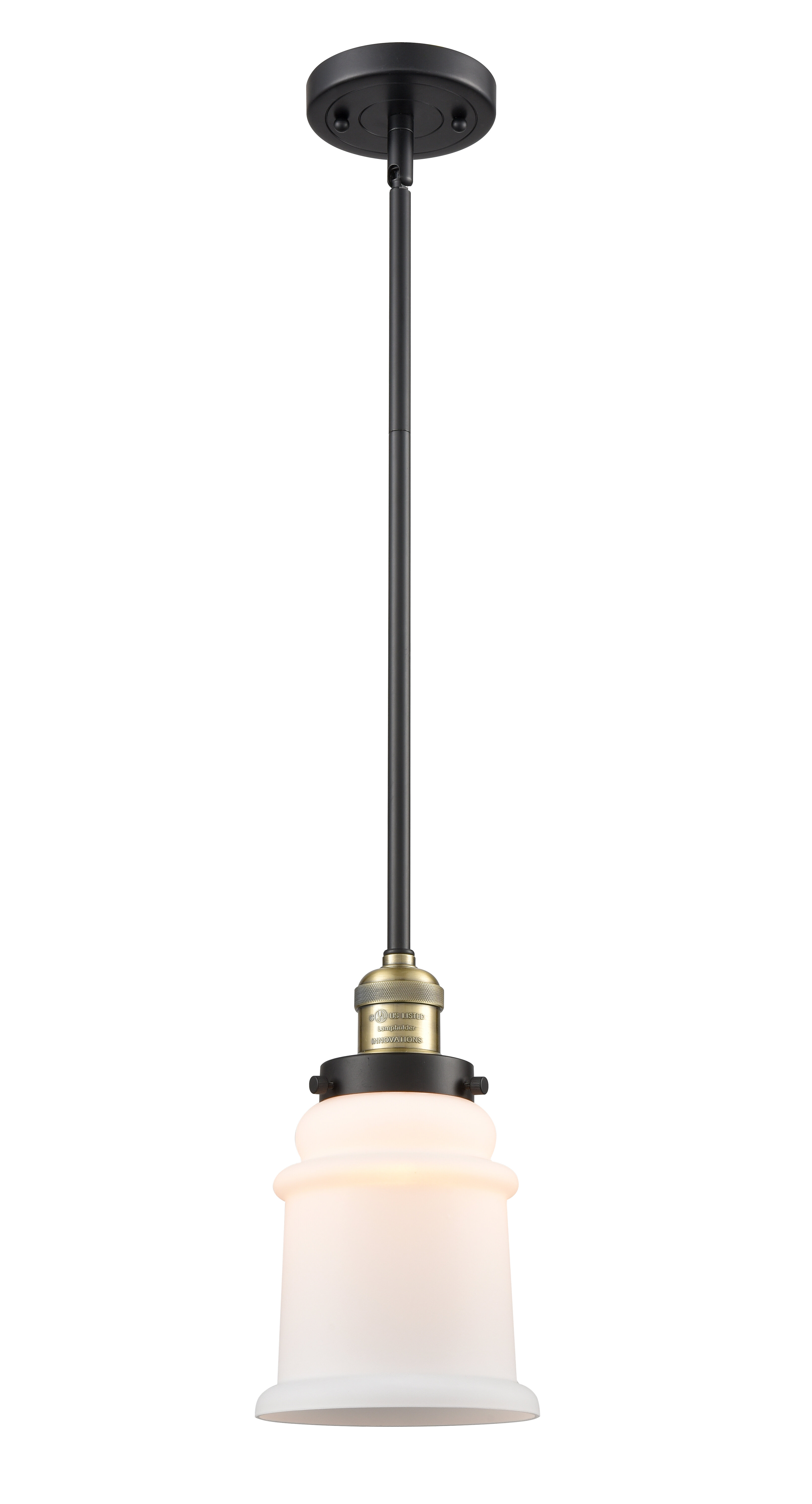 Longshore Tides Evalyn 1 Light Single Bell Pendant Wayfair