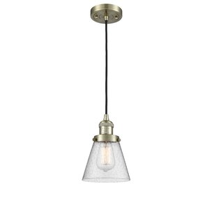 Breakwater Bay 1-Light Hanlon Pendant