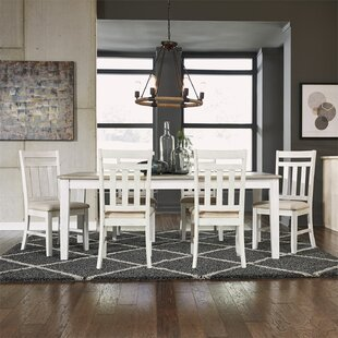 7 Piece Extendable Dining Set Liberty Furniture
