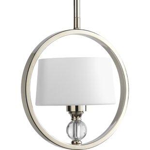 Willa Arlo Interiors Garan 1-Light Globe Pendant