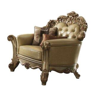 Vaillancourt Club Chair by Rosdorf Park