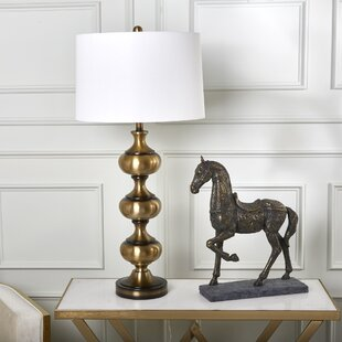 Eliezer Metal 36 Table Lamp